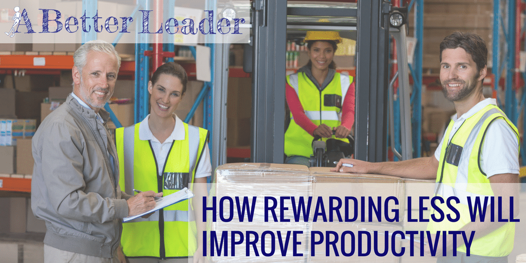 Rewarding Employees