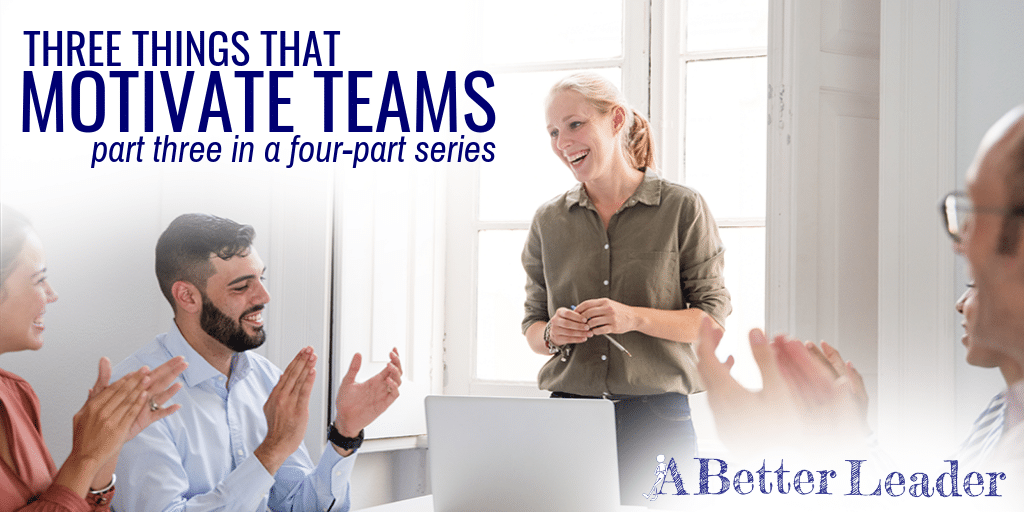 motivate teams