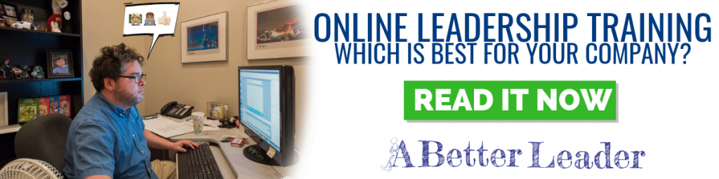 Online Leadership Training: Which Is Best For Your Company? - A Better Leader